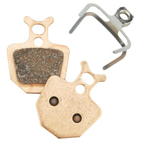 Red Cycling Products Disc Pads Formula Oro Brake Pads sintered beige